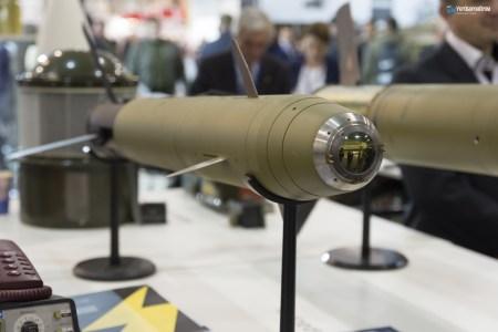 «Укроборонпром» представил «умный» высокоточный артиллерийский снаряд «Карасук» с полуактивным лазерным наведением