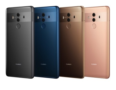 Huawei Mate 10 Pro вторым после Samsung Galaxy Note8 получил 100 баллов в фототесте DxOMark