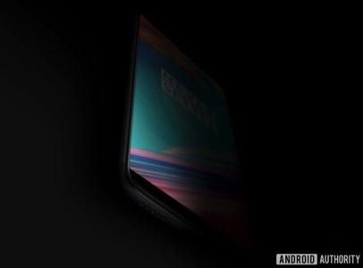 Новые изображения смартфона OnePlus 5T подтверждают вытянутый дисплей с тонкими рамками сверху и снизу