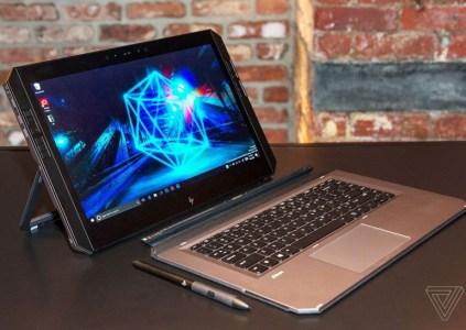 HP создала производительный 14-дюймовый планшет ZBook x2 с характеристиками рабочей станции