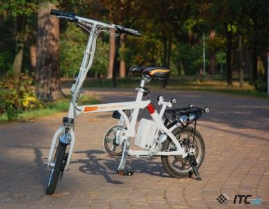 Электровелосипед Airwheel R3+: для дела и для развлечений
