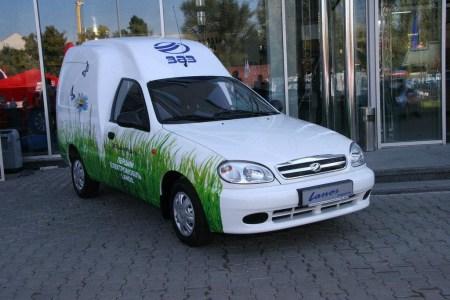 ЗАЗ разработал грузовой электрический фургон Lanos/Vida Cargo для «Новой Пошты», которая примет решение о покупке первой партии после тестирования (обновлено)