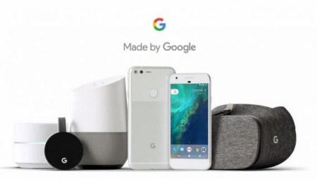 Прямая трансляция презентации новинок Google: смартфоны Pixel 2 и Pixel 2 XL, хромбук Pixelbook и пр. (начало в 19:00)