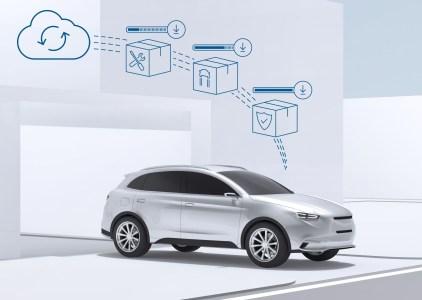 Компания Bosch разработала безопасную облачную систему обновления прошивки для автомобилей