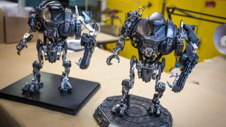 Эксперт по ИИ: хотя я пацифист, я не вижу смысла запрещать роботов-убийц