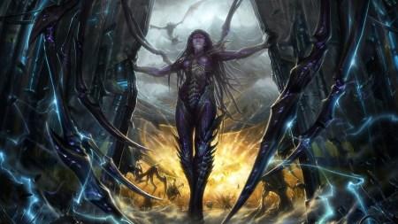 StarCraft II станет условно-бесплатной с 14 ноября