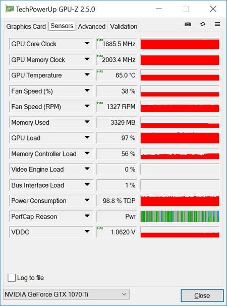 Обзор видеокарты ASUS ROG STRIX GTX 1070 Ti GAMING Advanced: с повышением в классе