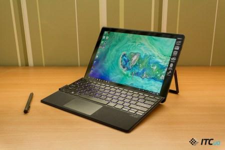 Обзор Windows-планшета с подключаемой клавиатурой Acer Switch 5