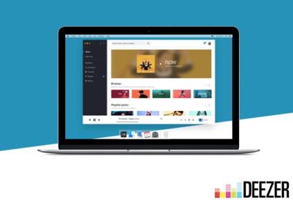 Deezer выпустил настольное приложение с поддержкой аудио без потерь качества