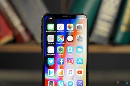 DisplayMate: iPhone X отобрал звание носителя лучшего экрана среди смартфонов у Galaxy Note8
