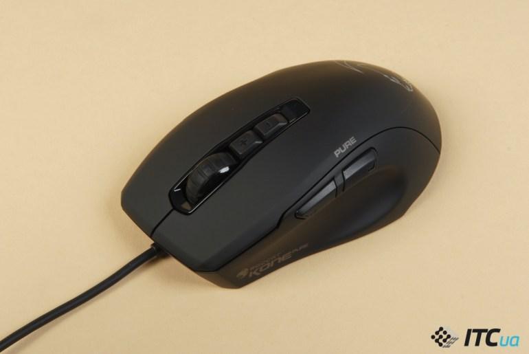 Обзор игровой мыши Roccat Kone Pure SE