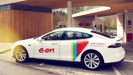 Компания E.ON обещает к 2020 году построить в Европе сеть скоростных «электрозаправок» из 10 тысяч зарядных пунктов