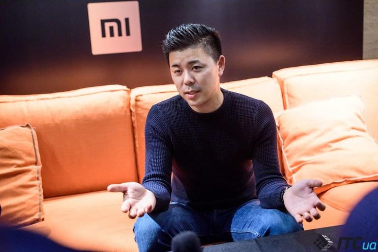 Донован Сан, Xiaomi: «Наша цель в Украине очень простая - мы хотим стать номером один на рынке смартфонов»