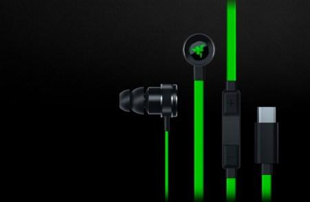 Razer выпустила ярко-зеленую гарнитуру Hammerhead с разъемом USB-C за $80