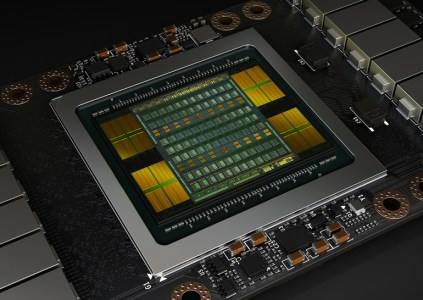 На смену графической архитектуре NVIDIA Volta придёт Ampere