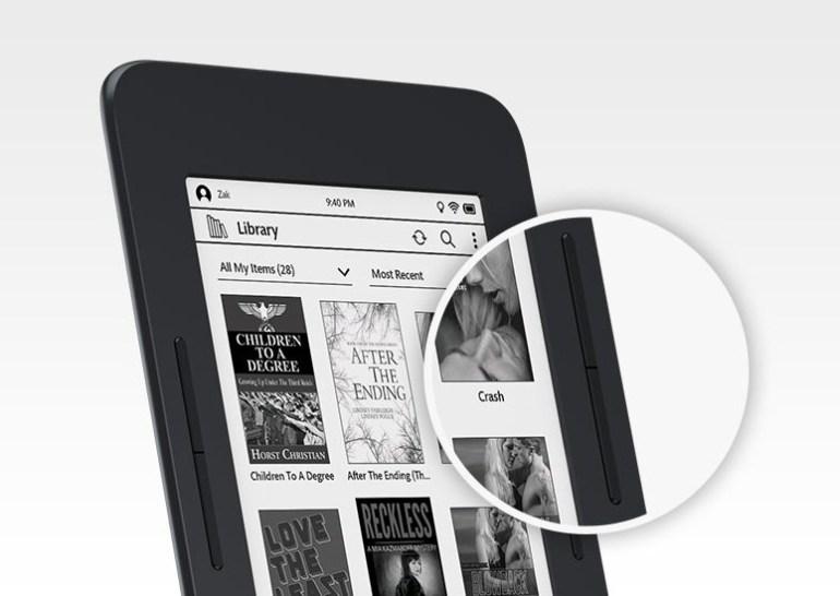 Barnes & Noble представила E Ink ридер Nook GlowLight 3 с регулируемой цветовой температурой подсветки по цене $119