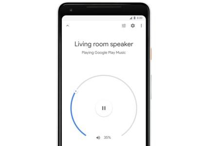 Приложение Google Home получило обновлённый дизайн и несколько новых функций