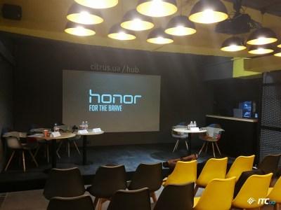 Презентация Honor в Украине: что, где и почем?