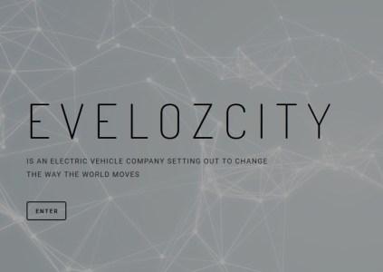Выходцы из Faraday Future основали стартап Evelozcity, который обещает создать «самый конкурентоспособный, функциональный и подключенный электромобиль» в мире
