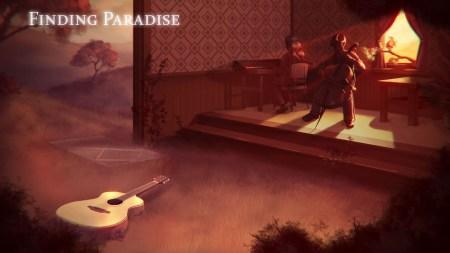 Finding Paradise: обретение забытого рая