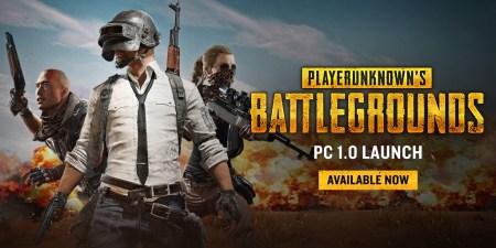 PlayerUnknown's Battlegrounds наконец вышла из режима Early Access, релизная версия PUBG 1.0 доступна для загрузки на Steam