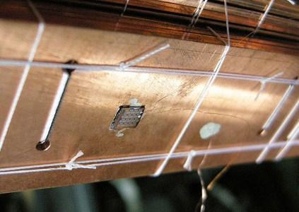 Учёные проверили работу чипа при температуре, приближенной к абсолютному нулю