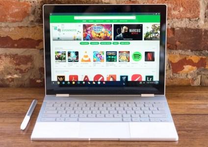 В бета-версии Chrome OS наконец появилась поддержка фоновой работы Android-приложений