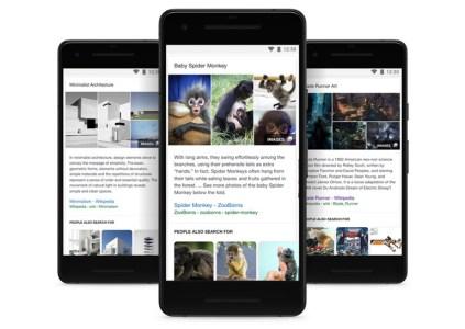 Google улучшила Поиск, расширив функциональность Featured Snippets и Knowledge Panel