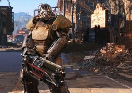 Вышла игра Fallout 4 VR для HTC Vive по цене $60