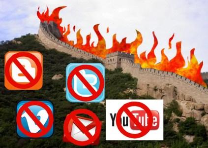 Google, Facebook и Twitter снова могут начать работать в Китае, если согласятся выполнять местные законы