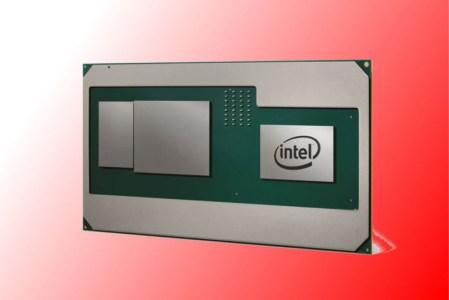 Стали известны характеристики процессора Intel Core i7-8709G со встроенной графикой AMD Vega M