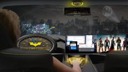 Intel и Warner Bros. объединили свои усилия по созданию особого контента для поездок на беспилотных автомобилях