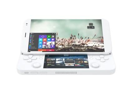 PGS – портативная игровая консоль с Windows 10, чипом Intel и поддержкой внешних GPU