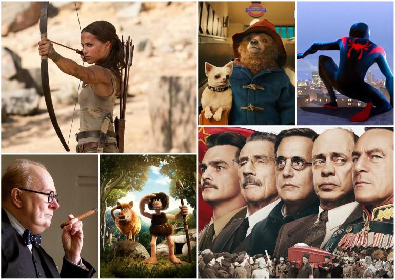 36 самых ожидаемых фильмов 2018 года Itcua