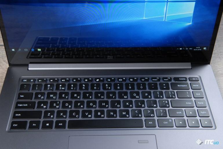 Обзор ноутбука Xiaomi Mi Notebook Pro 15.6