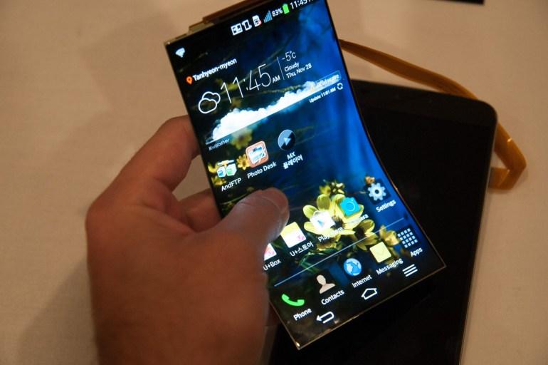 Sony договорилась с LG Display о поставках гибких OLED-матриц, разработка первого сгибаемого смартфона японского бренда уже ведется