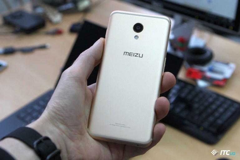 Обзор Meizu M6s