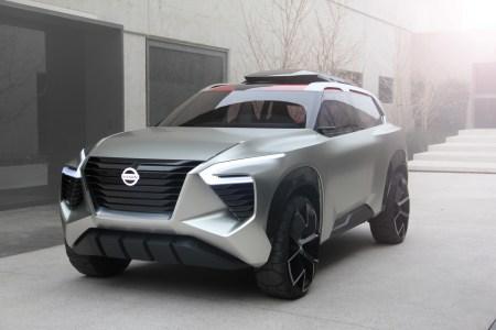 В Детройте представили концепт кроссовера Nissan Xmotion, который демонстрирует новое направление дизайна бренда