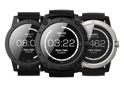 Новая версия умных часов Matrix PowerWatch X, работающих от тепла человеческого тела, наконец получила поддержку уведомлений [CES 2018]