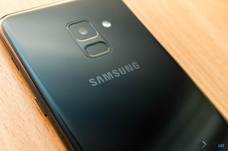 Обзор смартфона Samsung Galaxy A8 (2018)