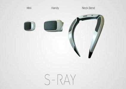 Samsung представила необычные компактные колонки S-Ray, которые позволяют и слушать музыку, и воспринимать окружающие звуки