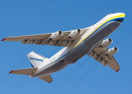 Украинский транспортный самолёт Ан-124-100 «Руслан» стал героем американского сериала Mega Machines
