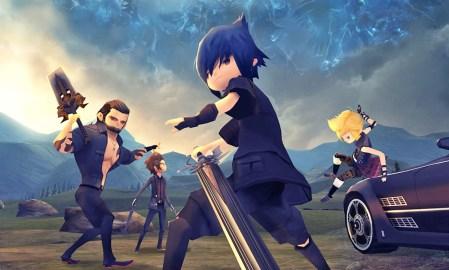 Мобильная игра Final Fantasy XV Pocket Edition выйдет 9 февраля