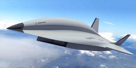 Boeing показала собственное видение сверхзвукового разведывательного самолёта