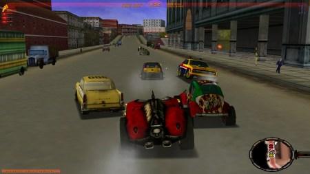 На GOG.com бесплатно раздают гонку Carmageddon TDR 2000 и предлагают 50% скидку на ее новую версию Carmageddon: Max Damage