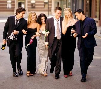 Фанатский трейлер несуществующего фильма по сериалу «Friends» / «Друзья» приняли за настоящий и посмотрели 50 млн раз, пока его не удалили с Facebook