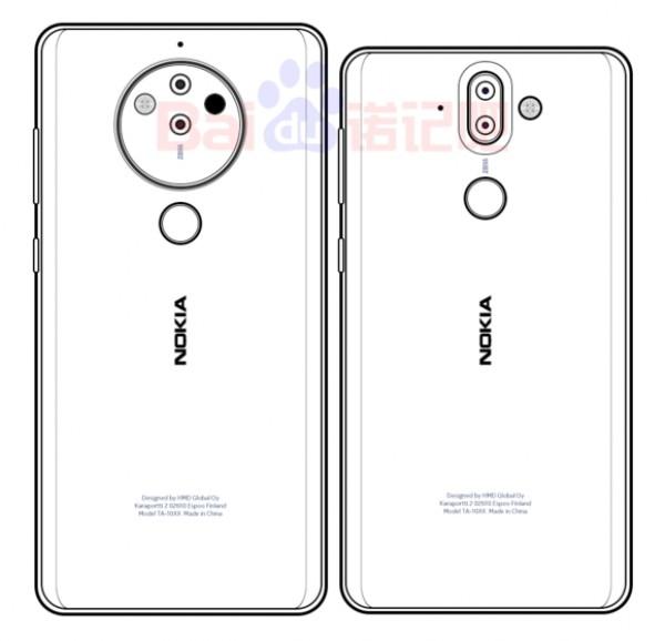 Патент Zeiss дает представление о конструкции «пятерной» камеры Nokia 10 (+ концептуальное видео трехмерной модели смартфона)