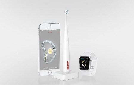 Colgate выпустила для Apple эксклюзивную зубную щетку за $100. Конечно же, с «искусственным интеллектом»