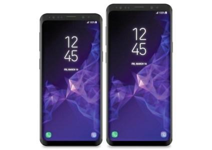 Эван Блэсс опубликовал официальное изображение и характеристики смартфонов Samsung Galaxy S9 и S9+