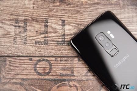 Обновлено: Первый взгляд на Samsung Galaxy S9+